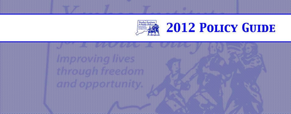 2012 Policy Guide
