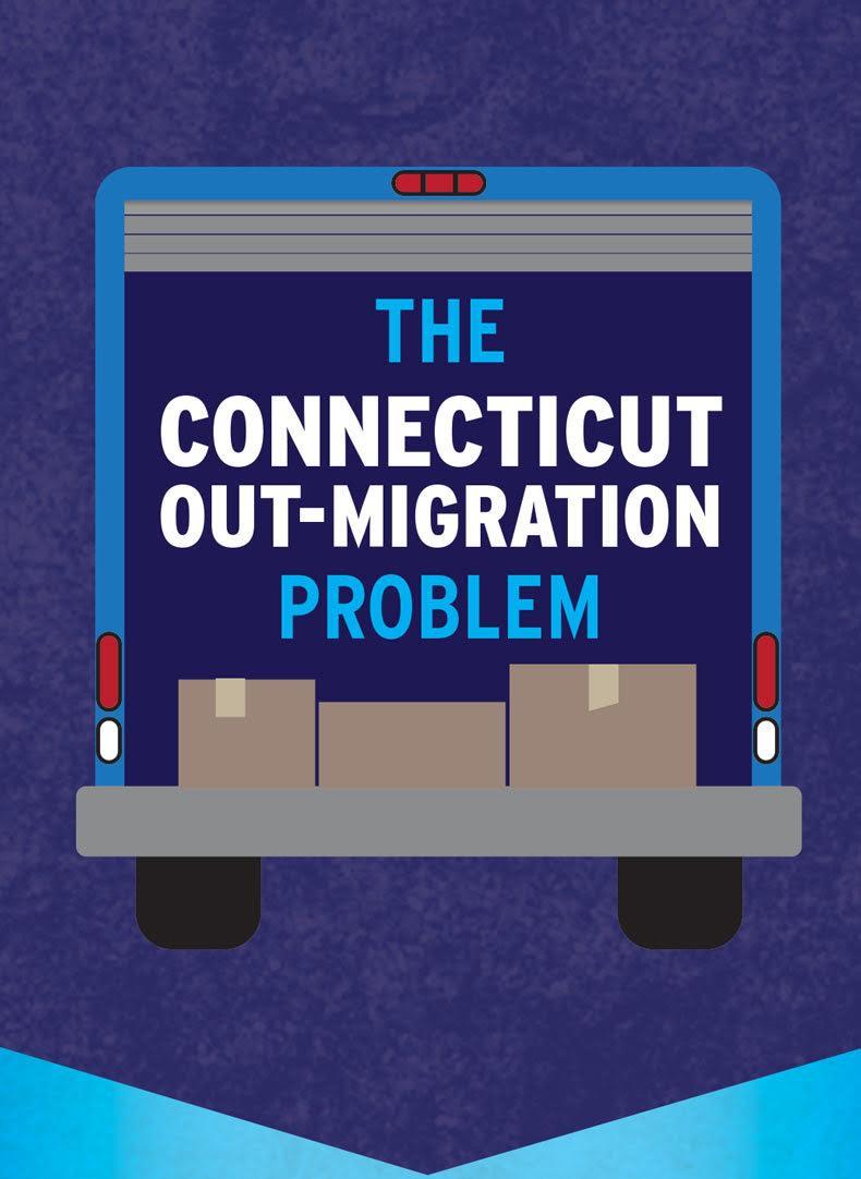 $60 a Second: Connecticut's Outmigration Problem
