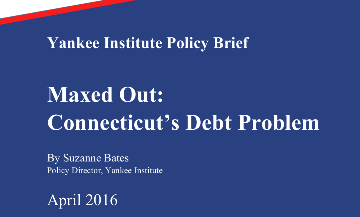 Maxed Out: Connecticut's debt problem