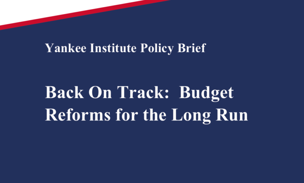 Back On Track: Budget Reforms for the Long Run