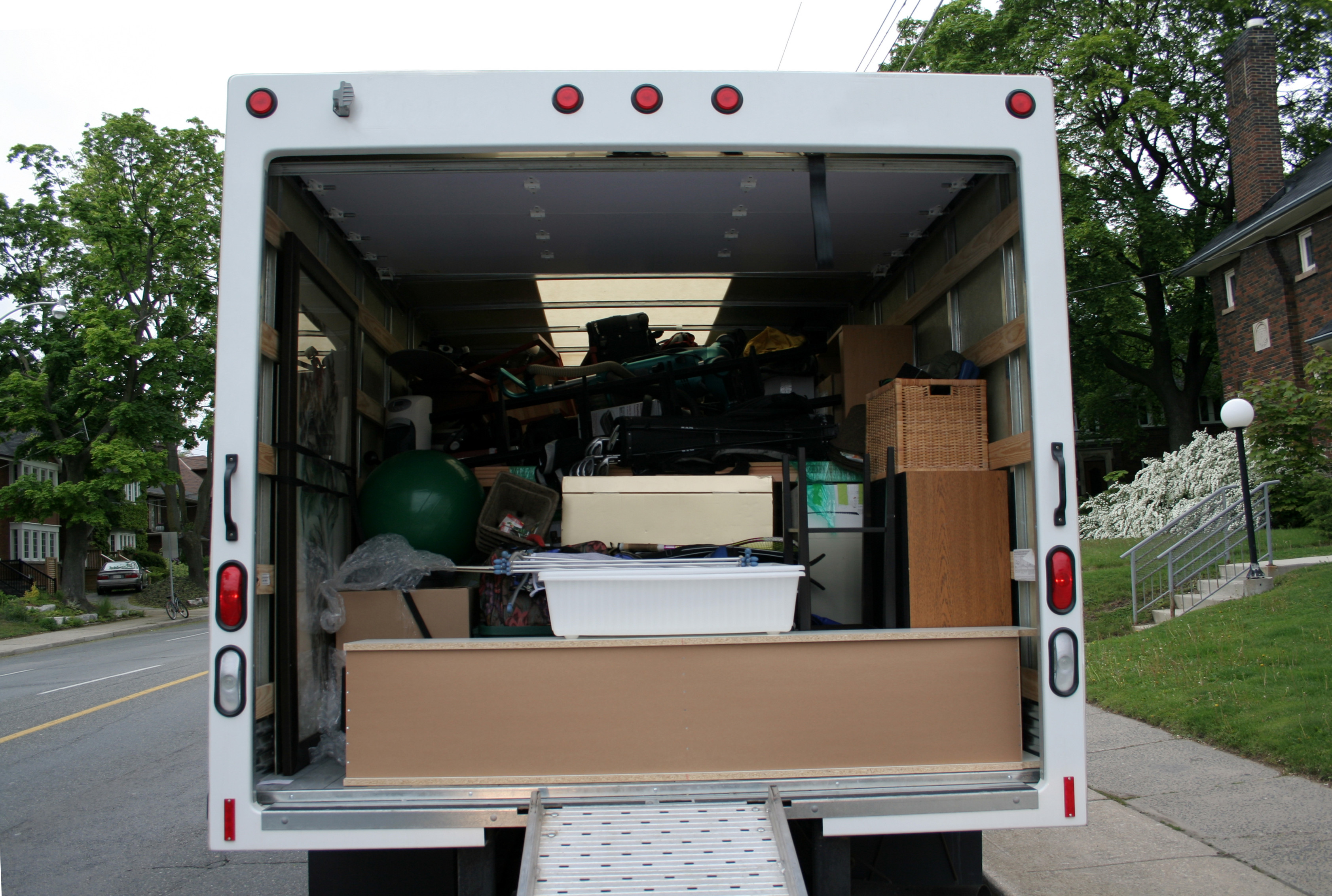 Packed Up and Ready to Go – Those Who Can, That Is