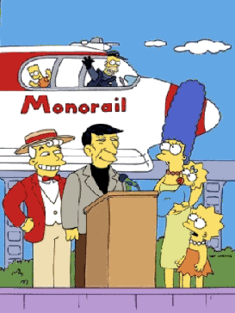 On A Side Note: Connecticut's Monorail