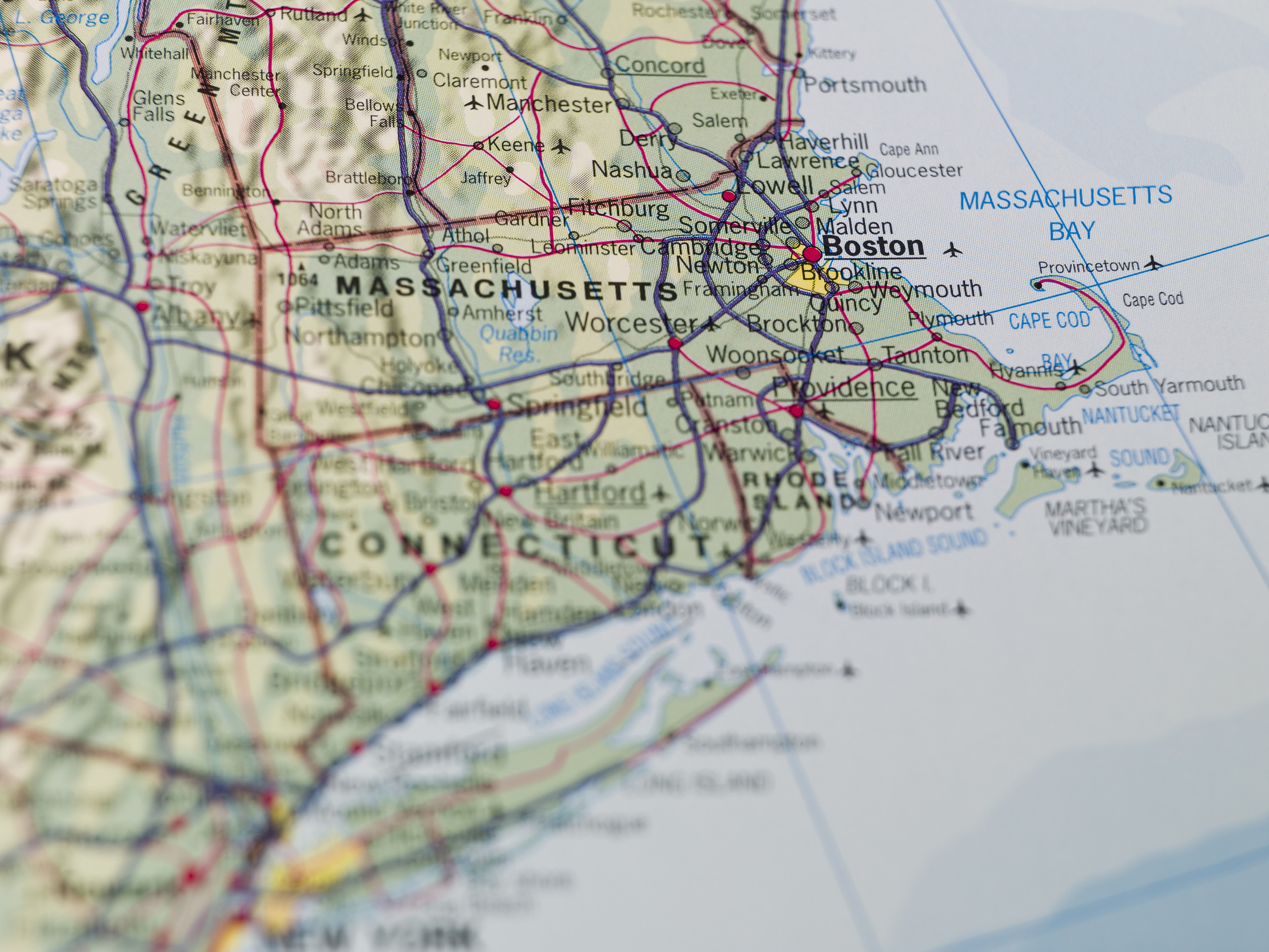 "Massachusetts study points to Connecticut as ""sobering example"" of tax failure"