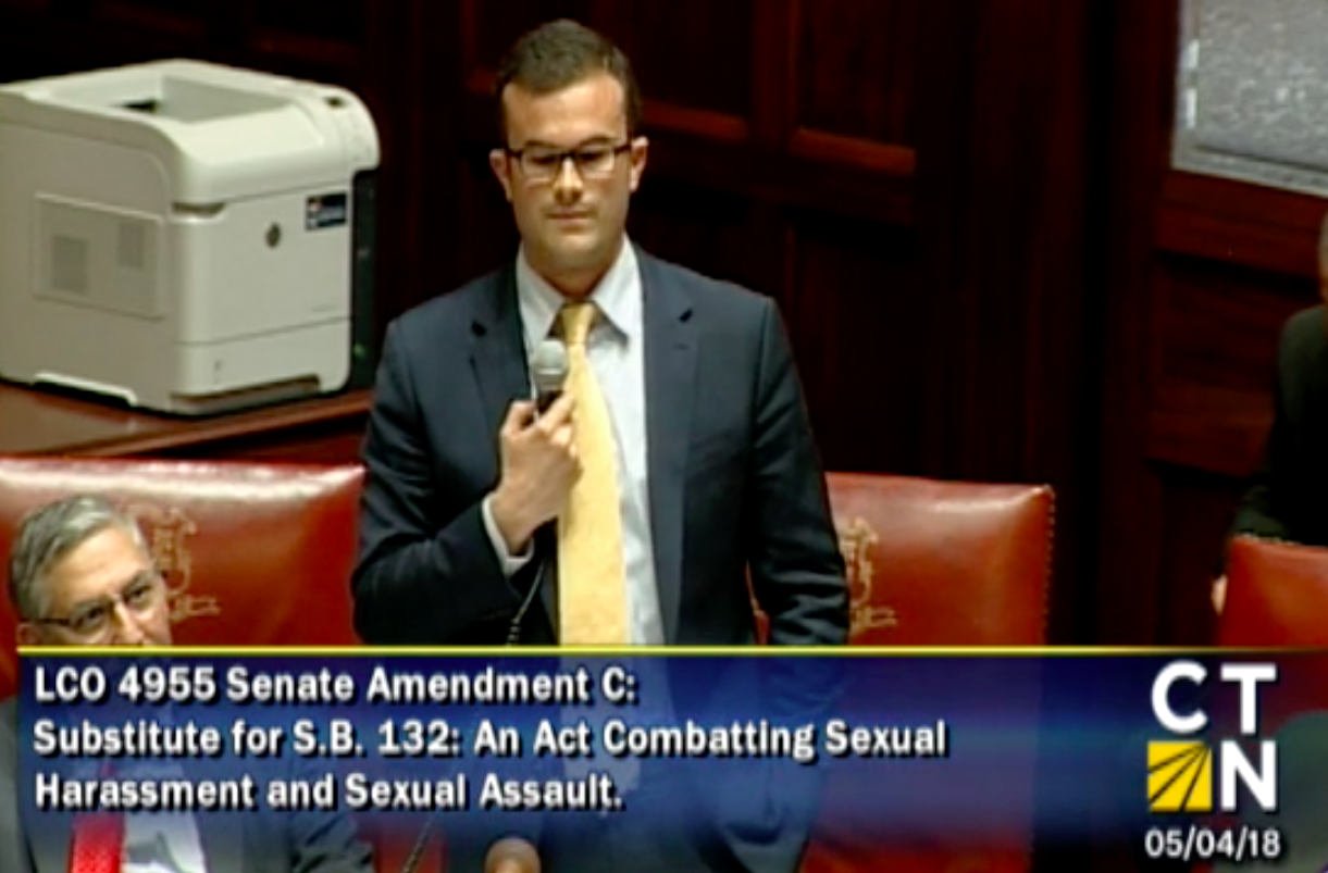 Senate approves pension revocation for state employees convicted of sexual assault on the job