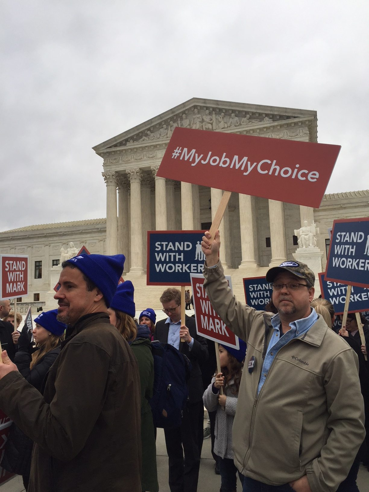 Survey Shows Union Member Support for new Janus Rights