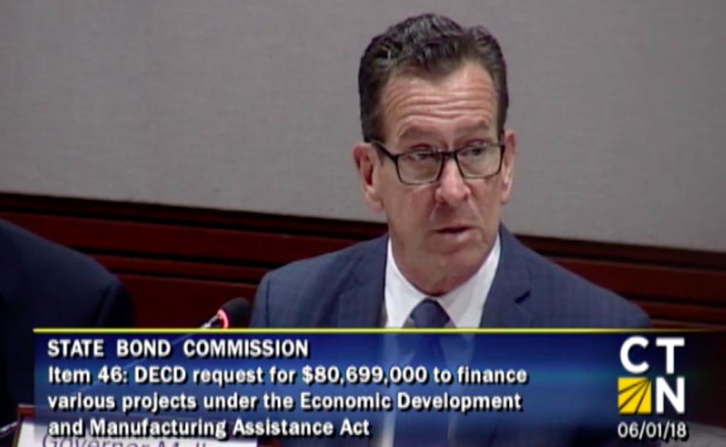 Connecticut bonds $80 million for grants, loans to companies