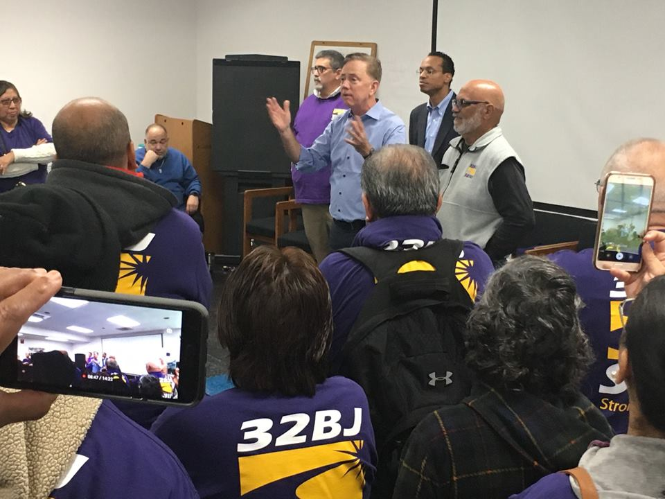 SEIU Spends Another $450,000 in Last Week Before Election
