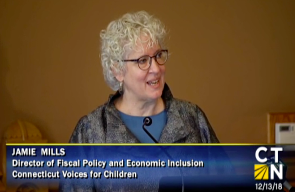 CT Voices for Children Argues to Do Away with Spending, Bonding Caps