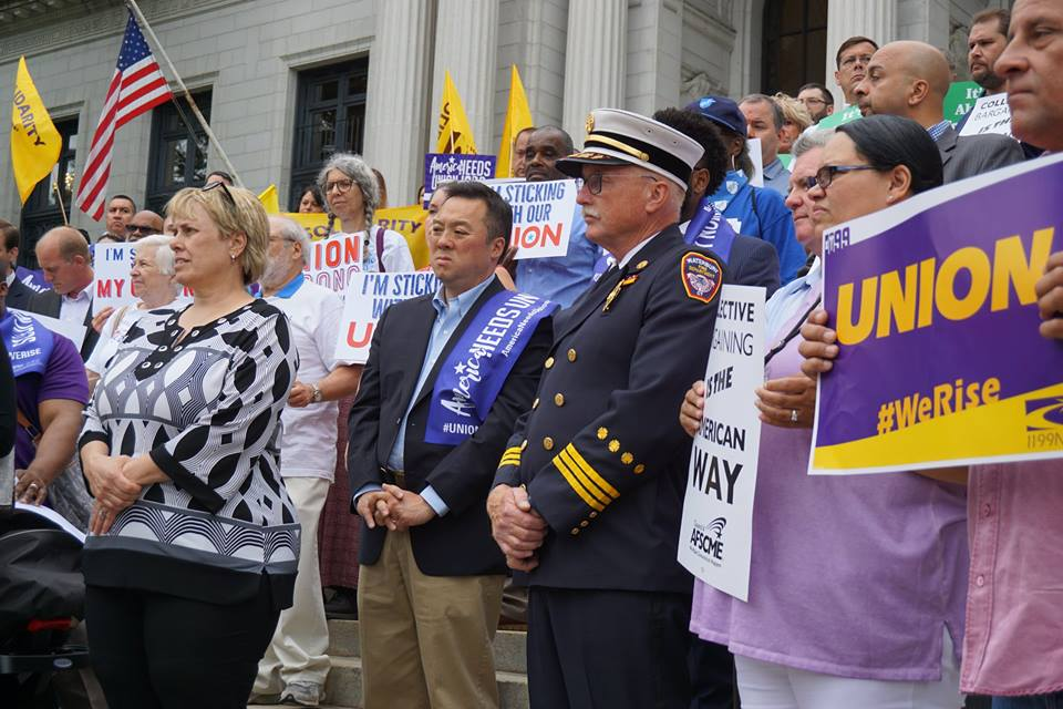 Attorney General Tong helps beat back Medicaid rule change in win for labor unions