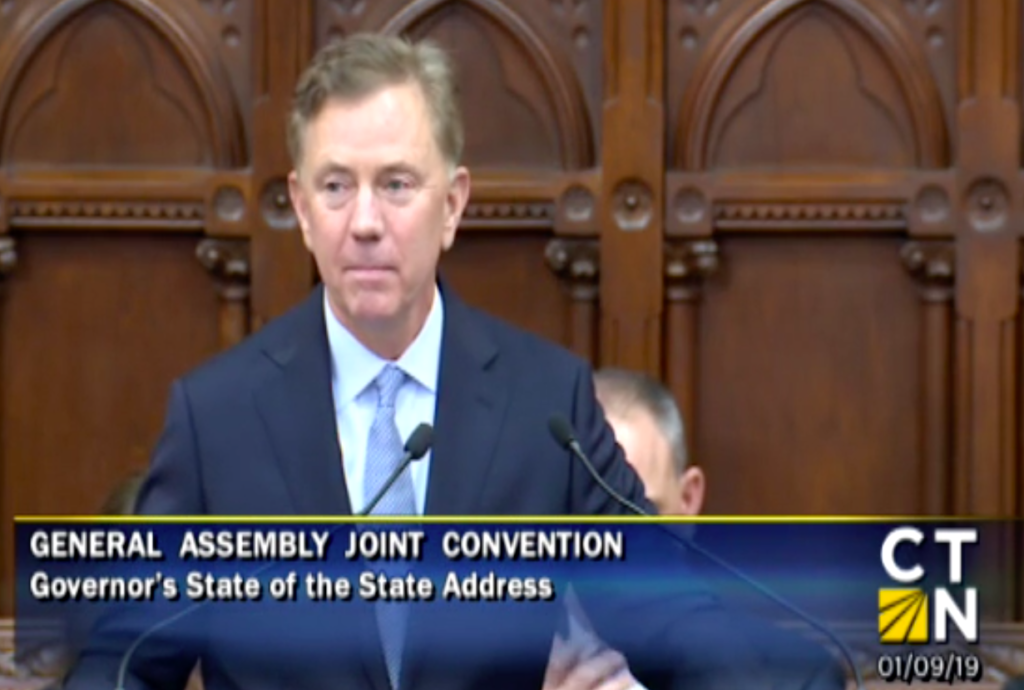 Lamont's Speech Full of Optimism, But Not New Ideas