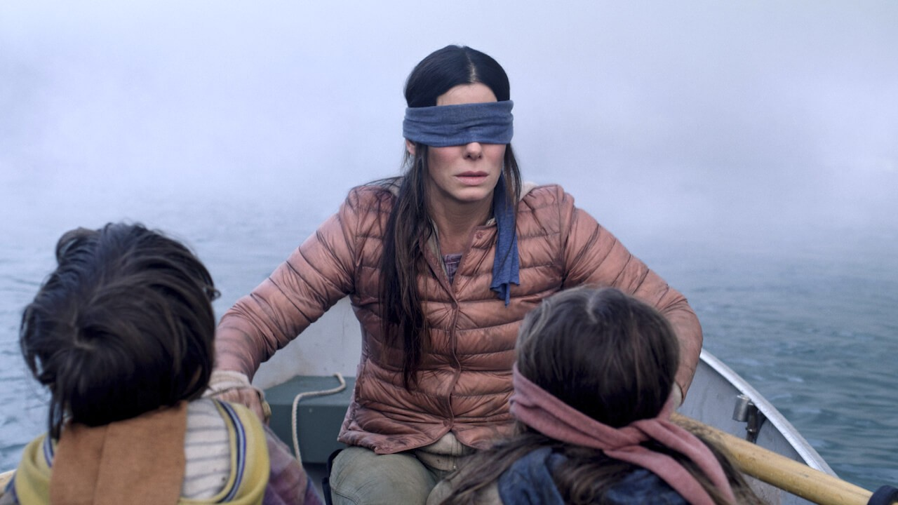 On A Side Note: Connecticut Lawmakers' Bird Box Challenge