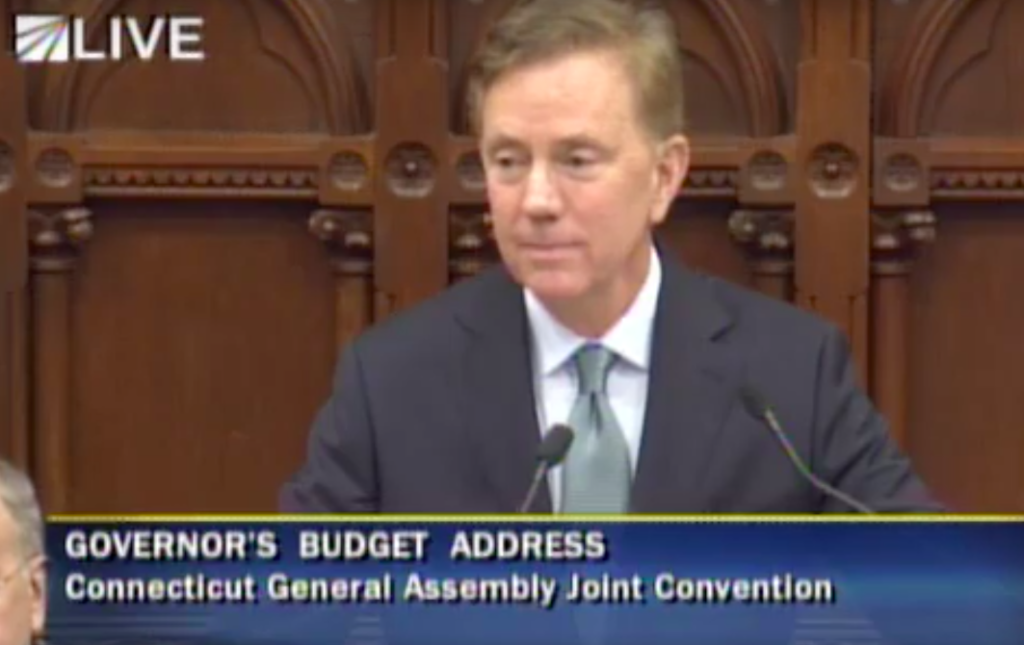 Lamont Budget Bankrupts Transportation Fund, Then Touts Tolls to Save It