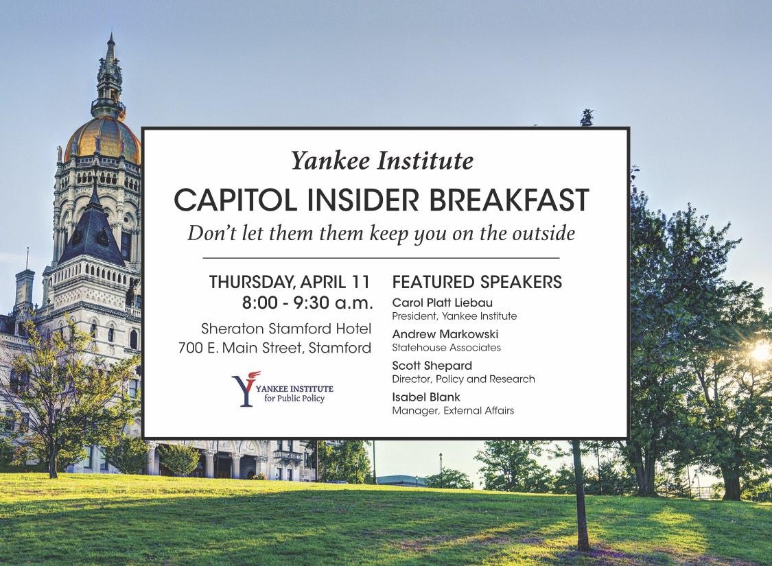 Capitol Insider Breakfast
