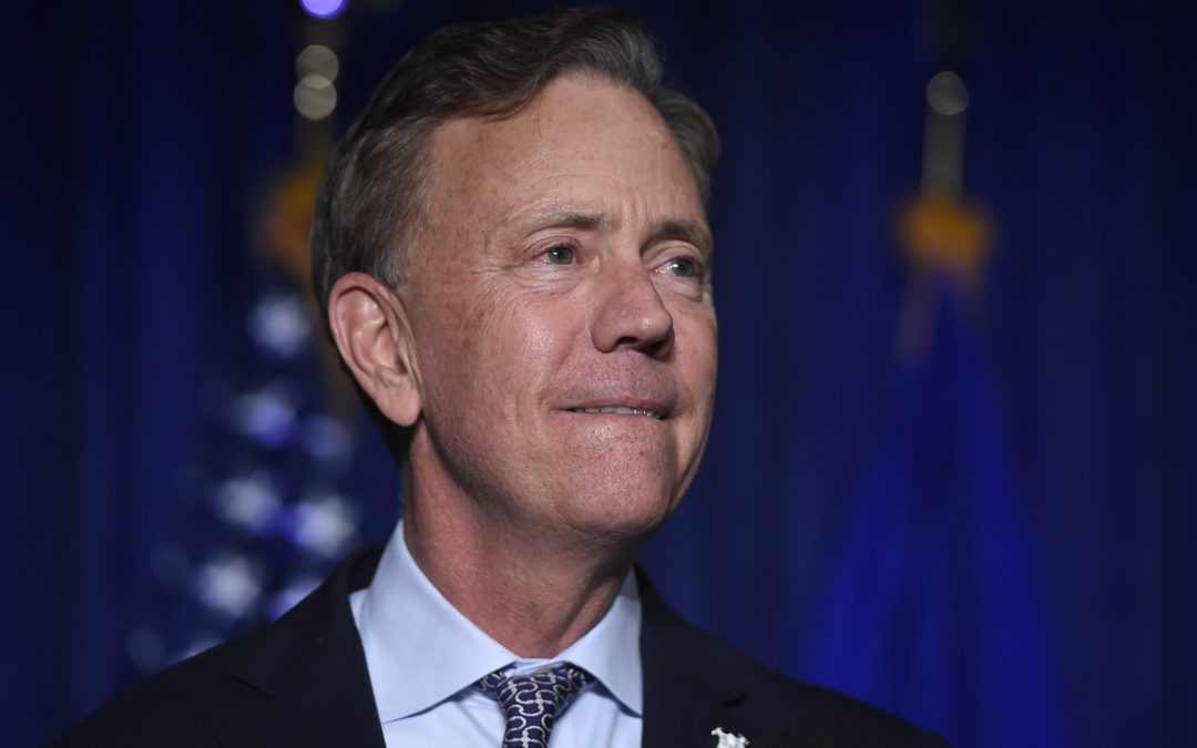 Gov. Lamont says private insurance company could manage paid FMLA program