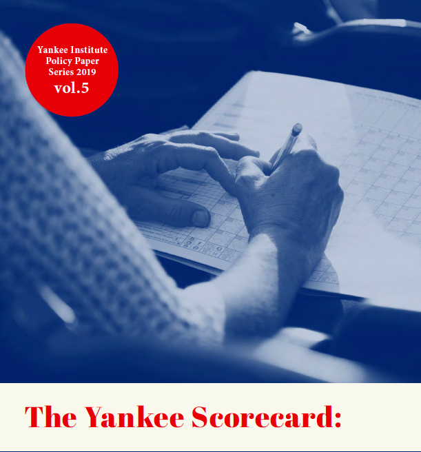 The Yankee Scorecard: A Report on Connecticut's 2019 Legislative Session