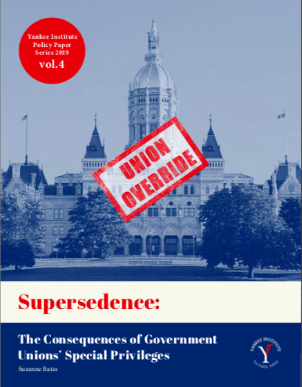Supersedence: The Consequence of Government Unions' Special Privileges