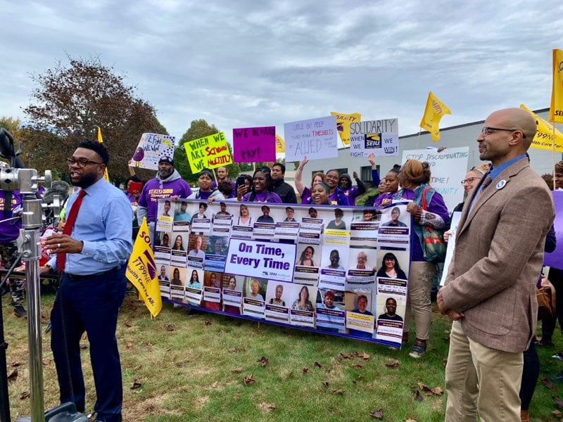 Connecticut keeps Medicaid union dues flowing, but Attorney General Tong still pushes lawsuit against feds