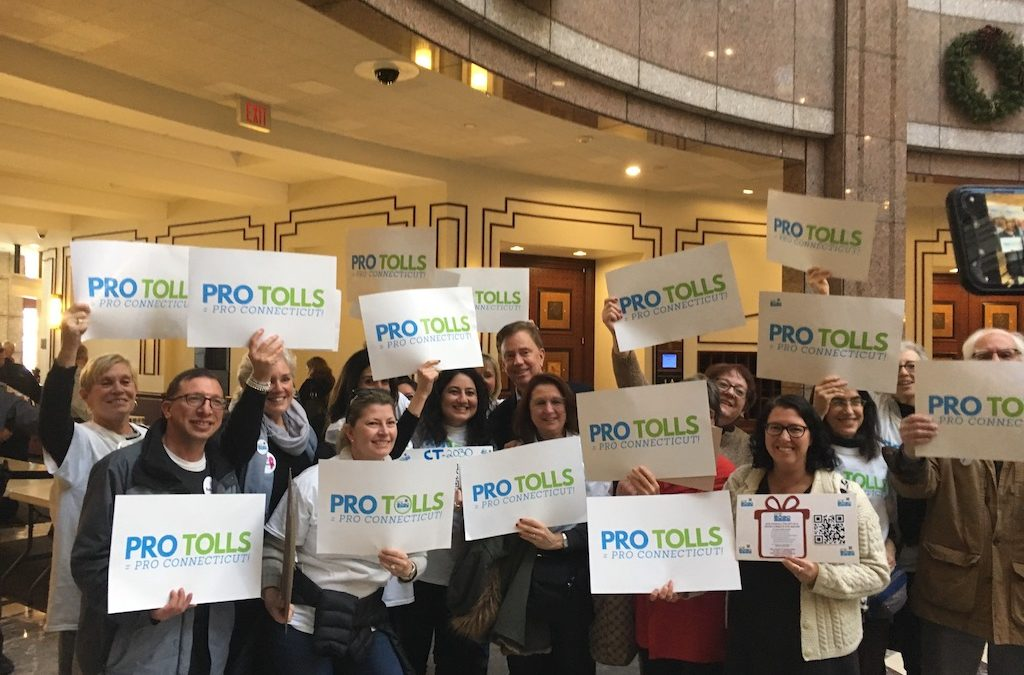 Speaker Aresimowicz: Tolls will never happen in Connecticut