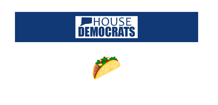 "House Democrats to hold ""Taco Friday"" fundraisers on day of tolls hearing"