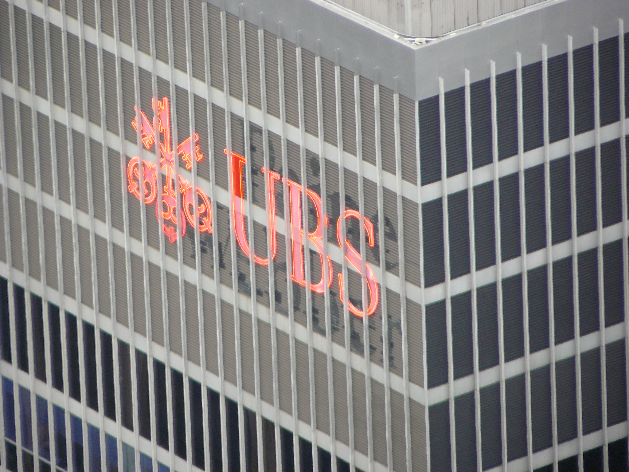 Financial giant UBS AG received state loan forgiveness after cutting 1,300 jobs