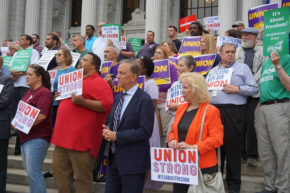 Labor committee quietly passes anti-Janus legislation