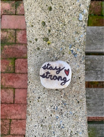 Beam of light: Anonymous Encouragement in Guilford