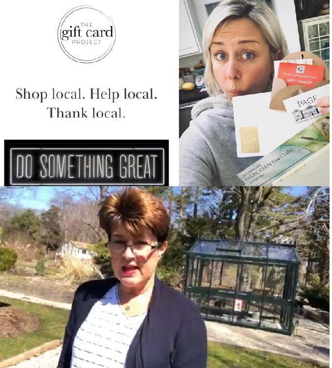 Beam of light: The Gift Card Project in Madison
