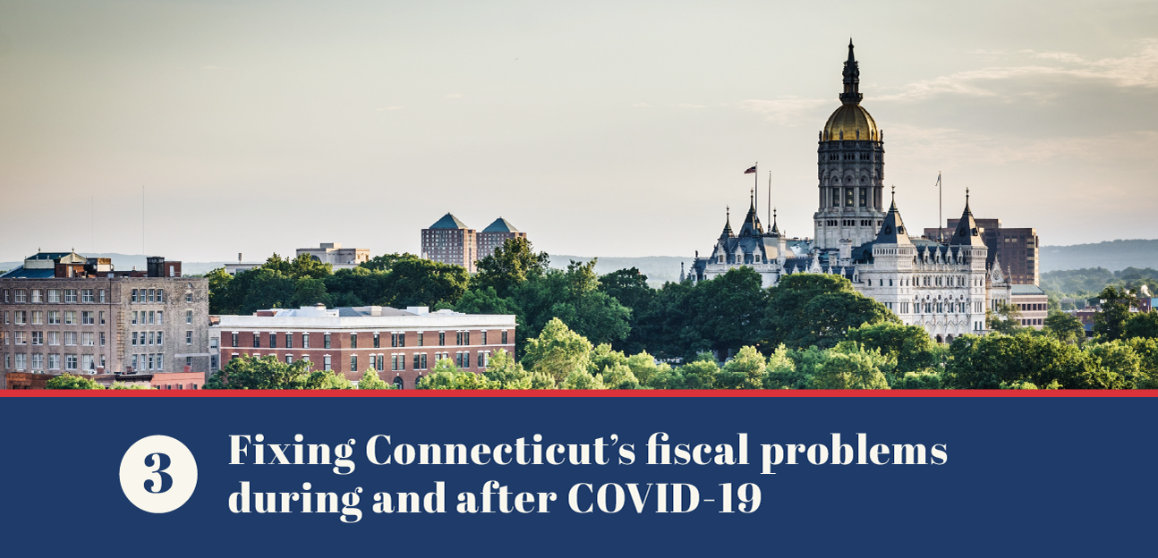 Fixing Connecticut's fiscal problems during and after COVID-19