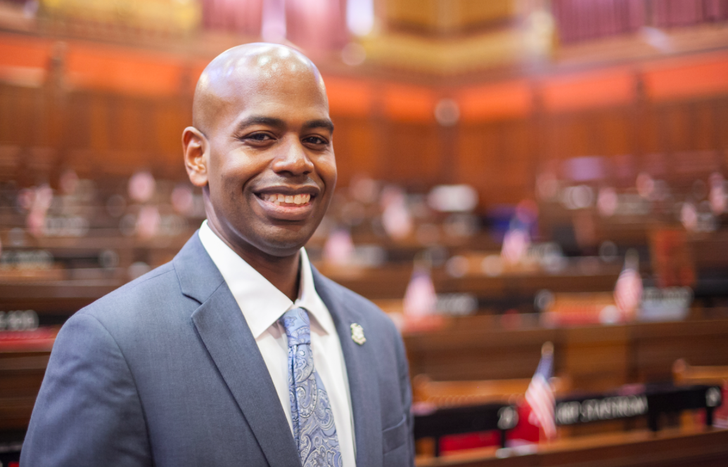 Rep. Joshua Hall loses bid to become president of Hartford teachers union