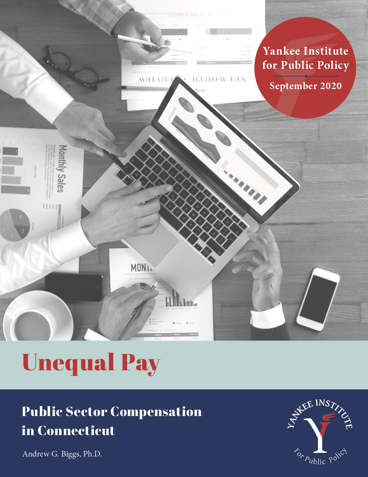Unequal Pay: Public Sector Compensation in Connecticut