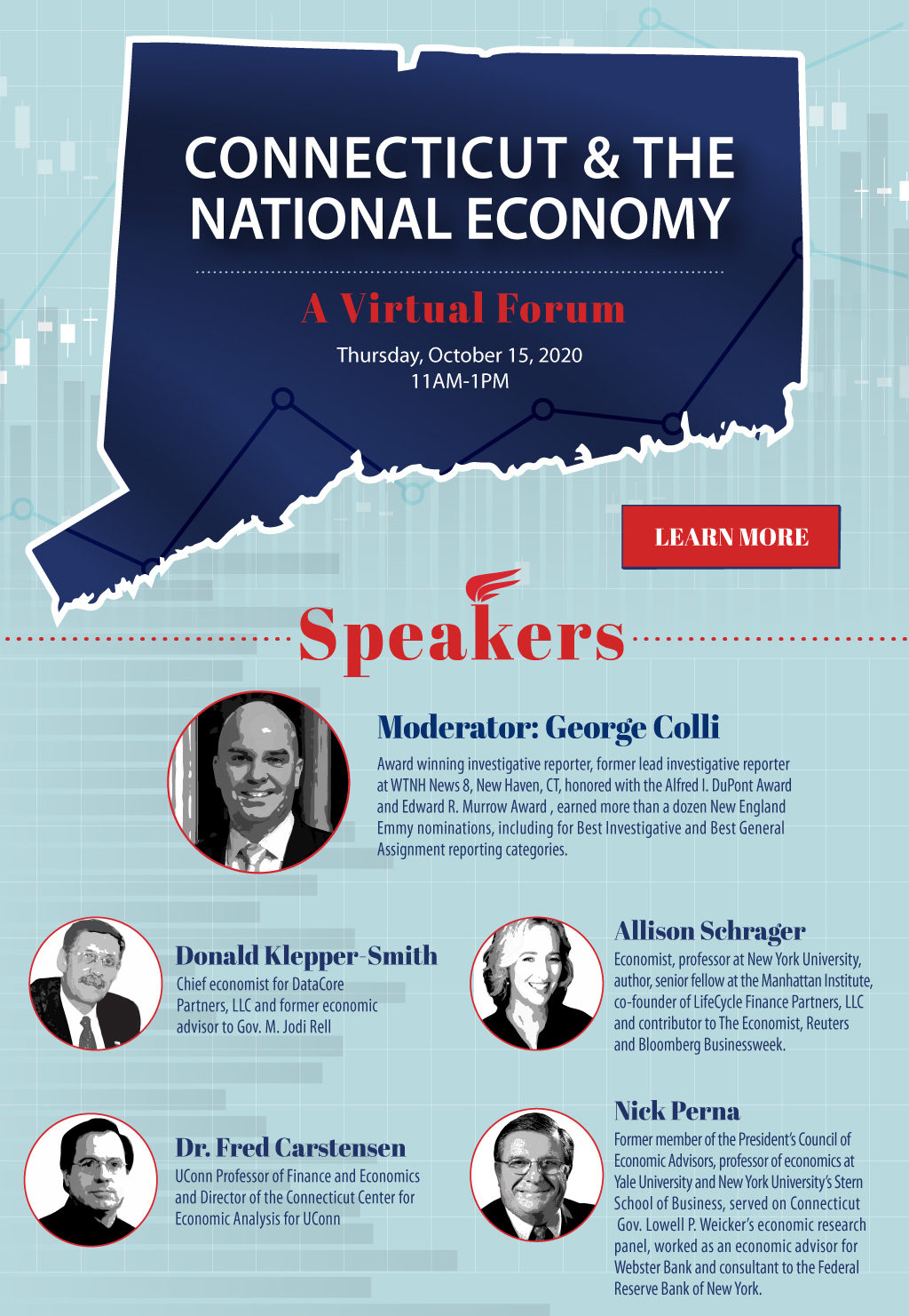 Connecticut Economic Forum and Business Outlook