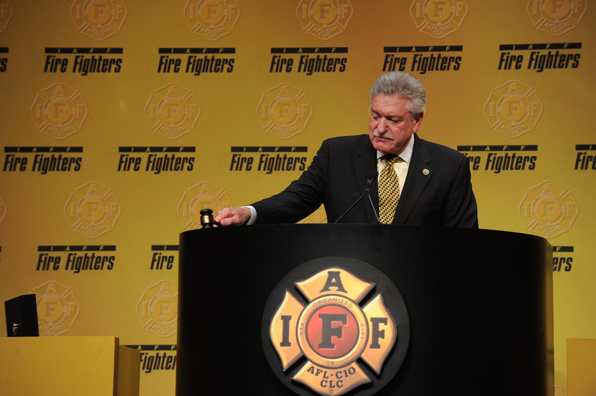 The Fitch Files: Why is the International Association of Fire Fighters getting millions from a charity?