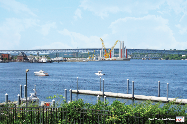Attorney General Tong investigating Connecticut Port Authority