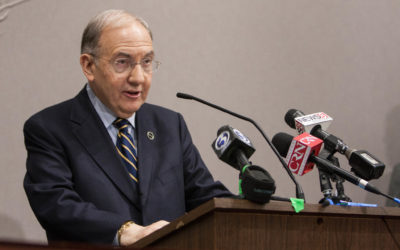 Sen. Looney files bills for statewide property tax, capital gains surcharge