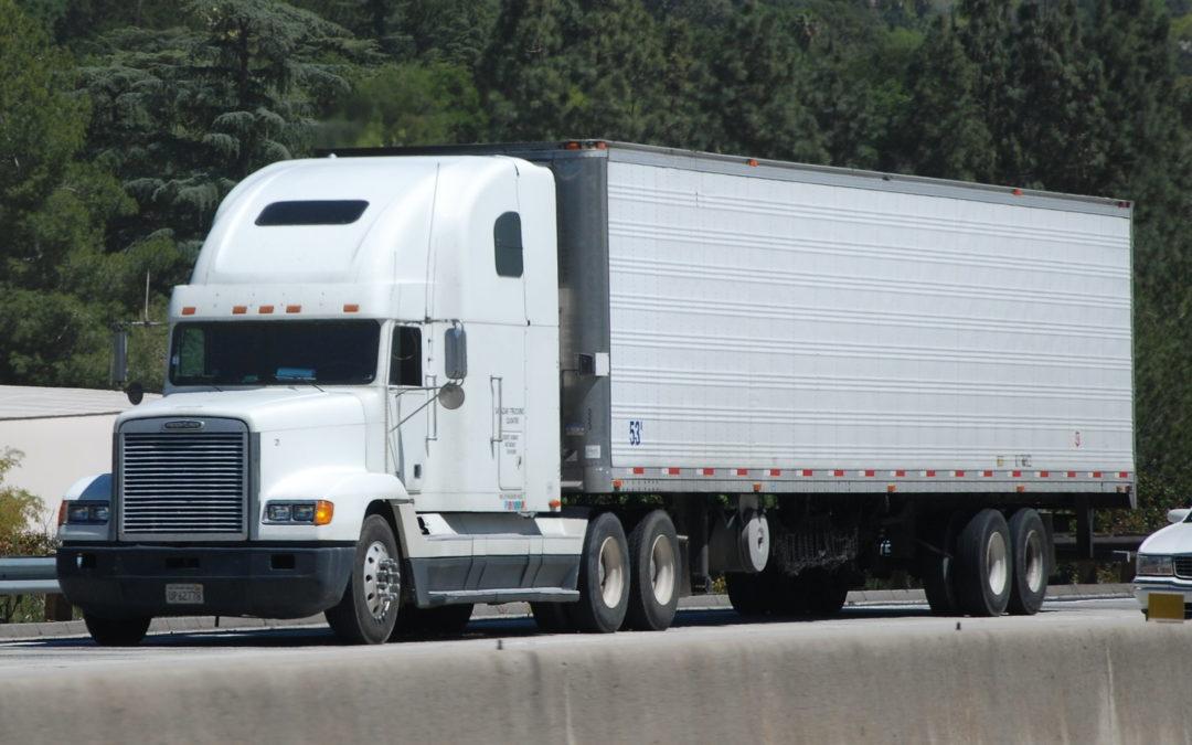 Lamont gets his truck tax