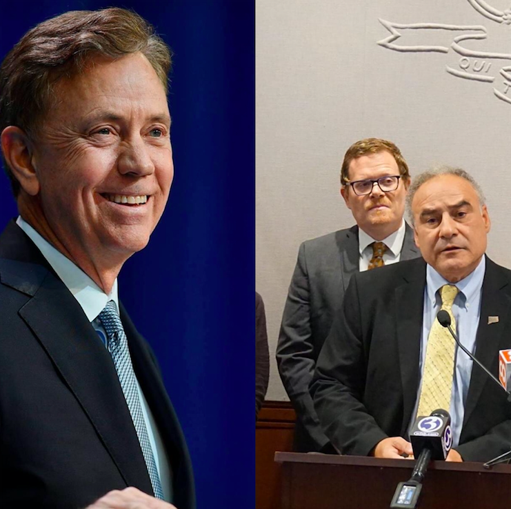 Lamont administration, unions clash over occupational licensing changes
