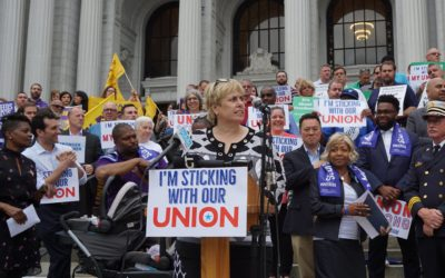 Connecticut state employee unions get more money from fewer members, as Lamont signs bill meant to bolster ranks
