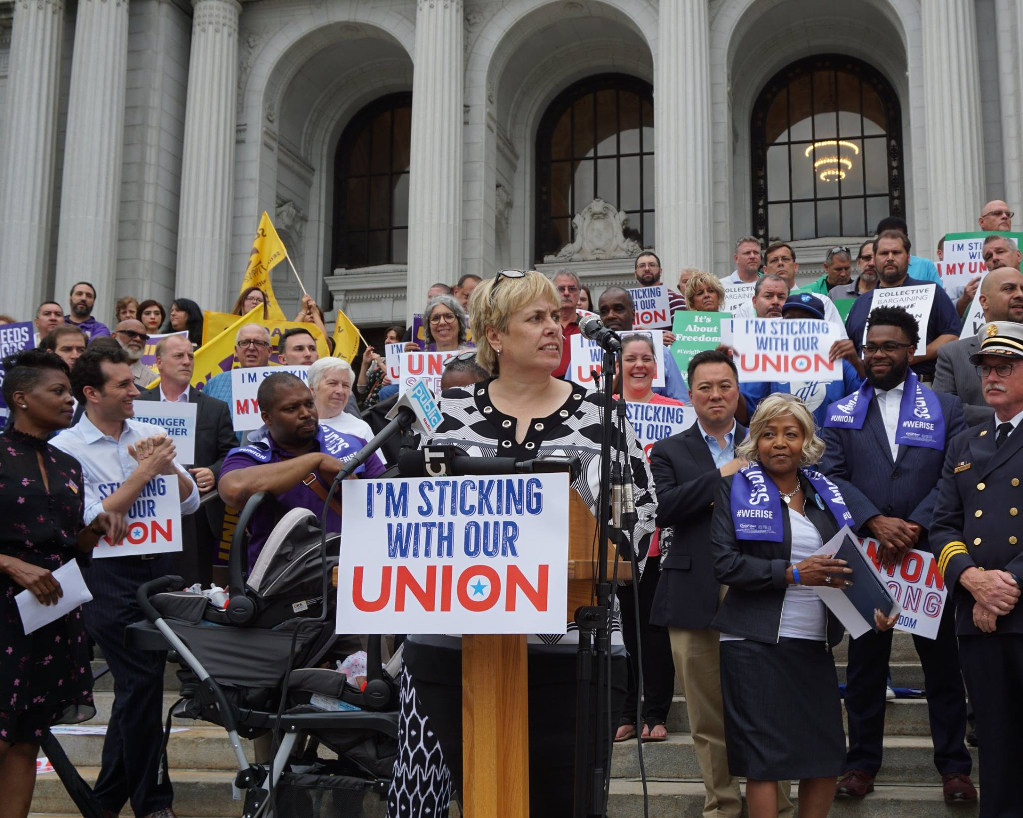 Labor Committee bill would allow automatic union deductions from pensions